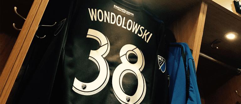 FEATURE: Chris Wondolowski to wear '38' jersey tonight vs. LA Galaxy in support of Matheus Silva -