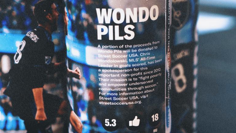 wondo pils - website