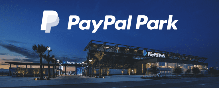PayPal Park - entry night - final final