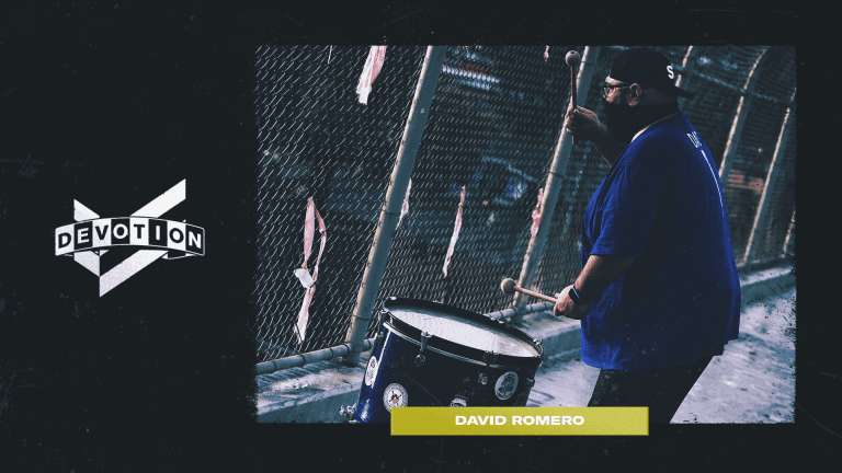 Dave Romero - San Jose Earthquakes - Devotion Scarf