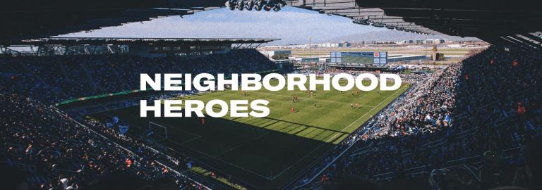 Neighborhood Heroes - 2021