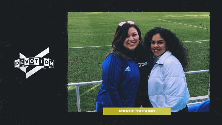 Miggie Trevino - San Jose Earthquakes - 2020 - Devotion Scarf