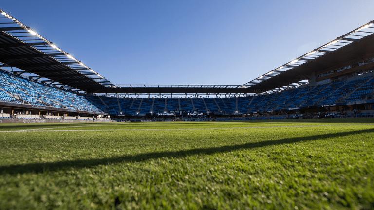 Avaya Stadium - ground - 022417