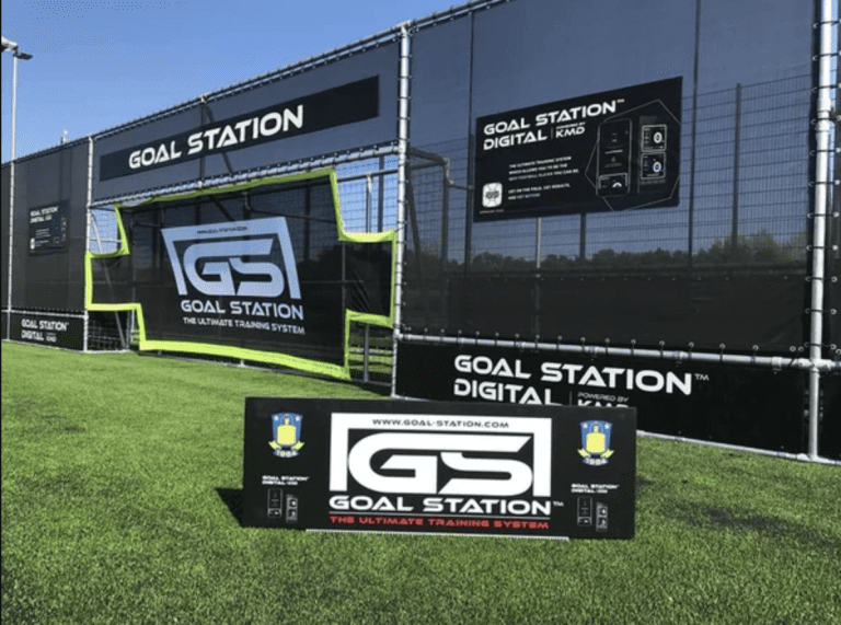 GOAL STATION powered by A-Champs and fitness specialist BeStrong launch official player development partnership with Sporting KC -