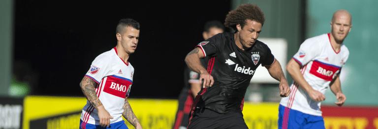 MLS veterans Ciman, DeLeon provide boost to tight-knit Toronto FC squad -