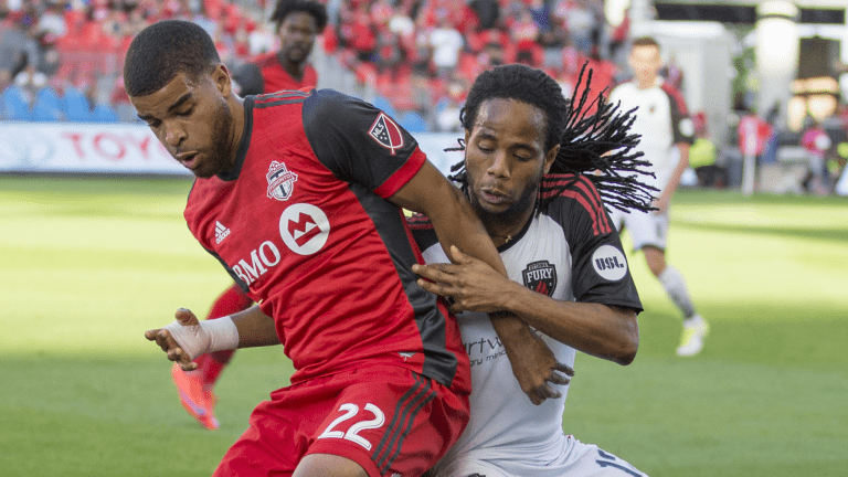 Canadian Championship beckons as Toronto FC look to return to international stage  -