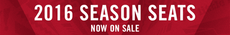 Will Johnson Settles in Quickly With Toronto FC - 2016 Season Seats On Sale Now