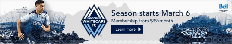 Whitecaps FC acquire striker Blas Pérez from FC Dallas -