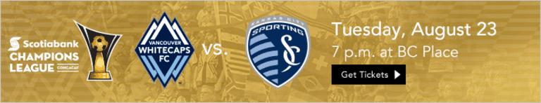 Vancouver Whitecaps FC add Saskatchewan-born left back Brett Levis to MLS roster -