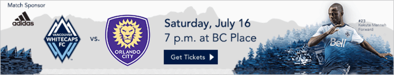Busy month ahead for Whitecaps FC -