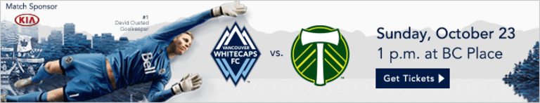 Whitecaps FC to face New York Red Bulls in CONCACAF Champions League quarterfinals -