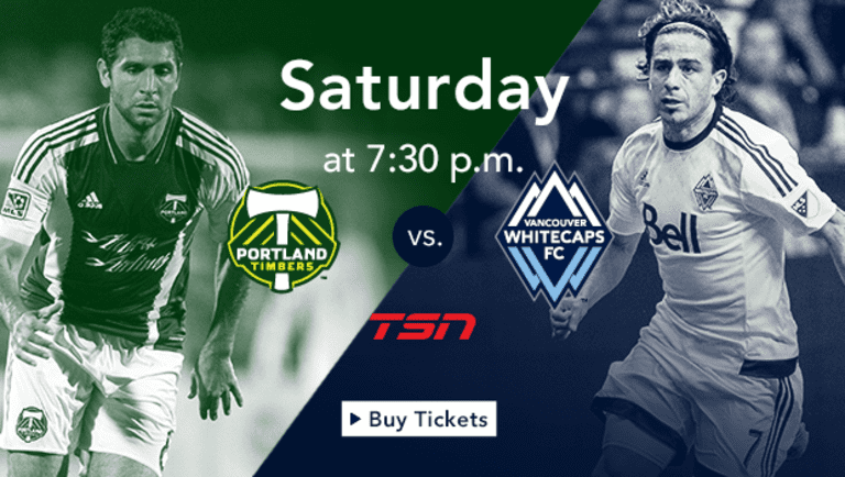 Preview: 'Caps continue quest for third straight Cascadia Cup Saturday vs. Portland -
