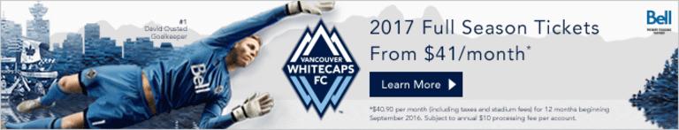 Whitecaps FC acquire Sheanon Williams from Houston Dynamo -