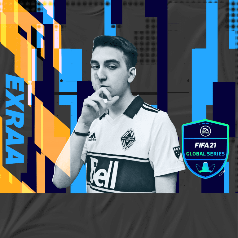 Locked and loaded! Whitecaps FC re-sign Exraa for FIFA 22 season -