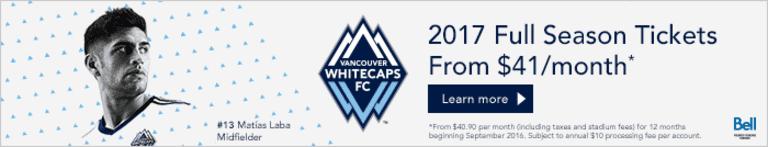 Whitecaps FC sign 2017 MLS SuperDraft pick Jake Nerwinski -