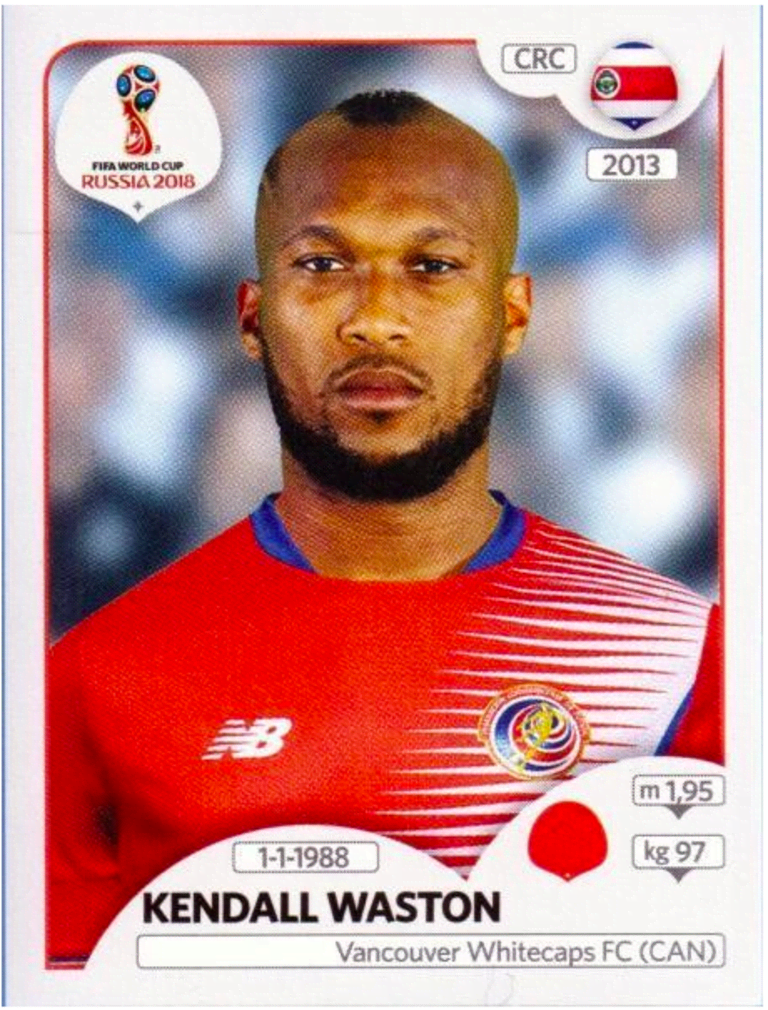 From early riser to Ticos folklore: 10 things to know about Kendall Waston - https://league-mp7static.mlsdigital.net/images/Waston%20sticker.png
