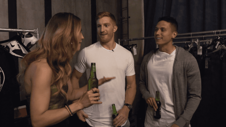 Fashion Week with Red Bulls, NYCFC stars | By The Way pres. by Heineken - https://league-mp7static.mlsdigital.net/images/parker-davis-2-btw.png