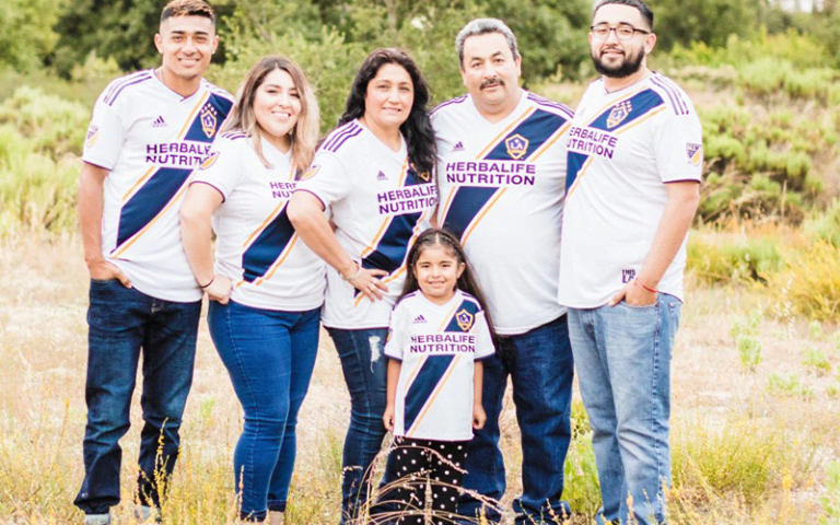 For LA Galaxy's Julian Araujo, helping California farm workers hits close to home - https://league-mp7static.mlsdigital.net/images/family_formatted.png
