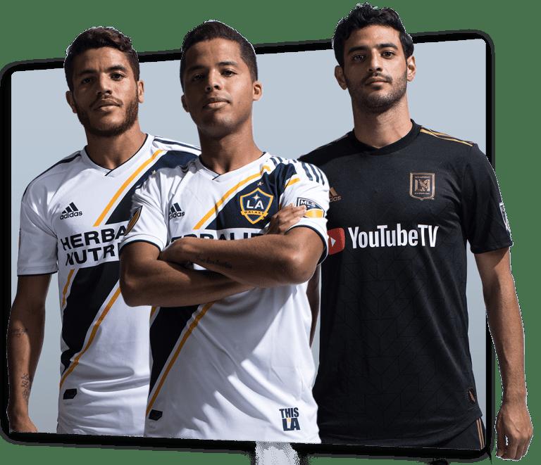 LA Galaxy vs LAFC | March 30, 2018 -
