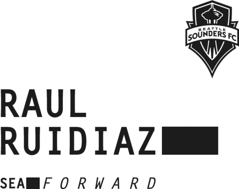 2020 MLS Best XI presented by The Home Depot - Raul Ruidiaz, Forward, Seattle Sounders