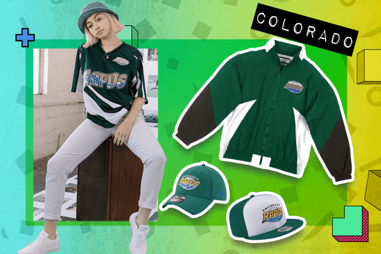 """Examples of Colorado Rapids """"Since '96"""" items"""