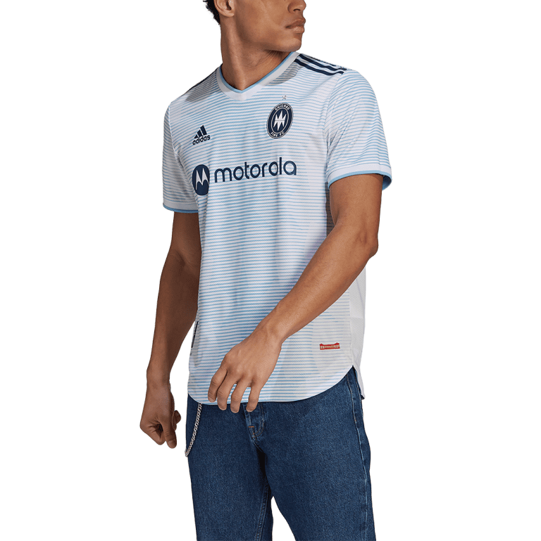 """Chicago Fire FC unveil """"Lakefront"""" 2021 primary and secondary jerseys - https://league-mp7static.mlsdigital.net/images/chi4s.png"""