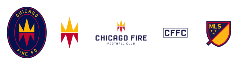 """Chicago Fire FC unveil new badge, brand identity """"inspired by the story and spirit of Chicagoans"""" - https://league-mp7static.mlsdigital.net/images/chi-marks-0.png"""