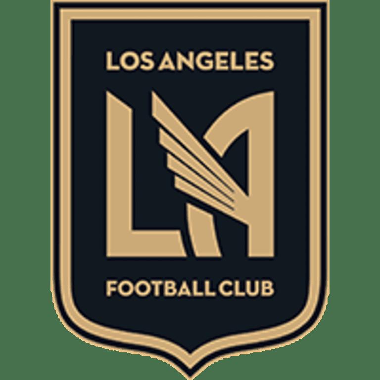 2019 MLS Best XI - LAFC