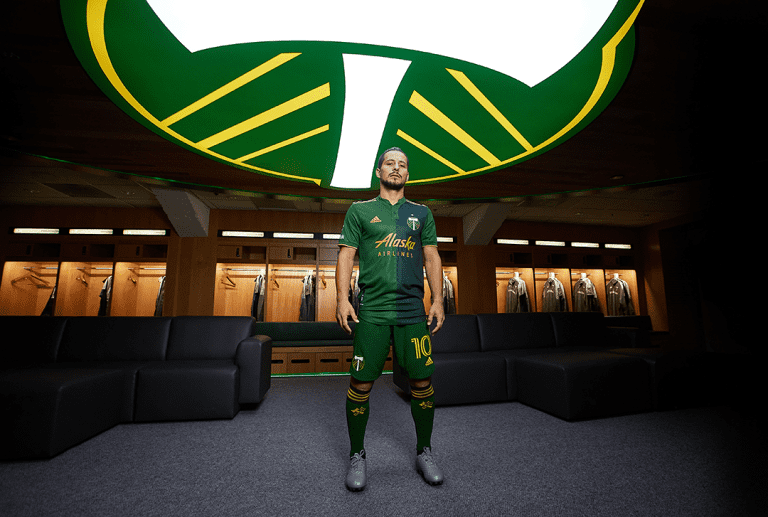 Portland Timbers reveal 2021 primary jersey, announce TikTok as sleeve partner - https://league-mp7static.mlsdigital.net/images/por10.png
