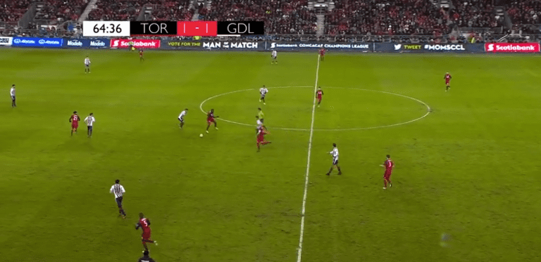Warshaw: Toronto FC are in a tough spot, but the CCL title remains in reach - https://league-mp7static.mlsdigital.net/images/Chivas%20def%20shape.png