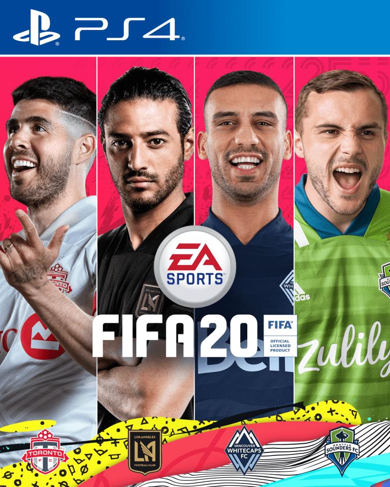 Carlos Vela, Jordan Morris, Alejandro Pozuelo and Ali Adnan voted onto MLS FIFA 20 custom cover - https://league-mp7static.mlsdigital.net/images/FIFA20_PS4_FinalMLSCustomCover_4Players.png