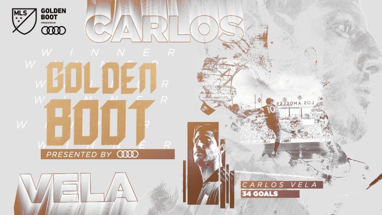 LAFC forward Carlos Vela wins 2019 MLS Golden Boot presented by Audi - https://league-mp7static.mlsdigital.net/images/1200%20x%20675px%20-%20Vela%20-%20Golden%20Boot%20(1).png