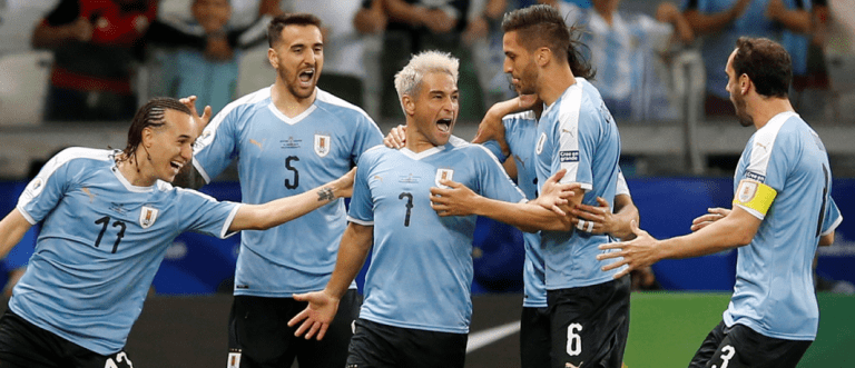 Sounders' Nico Lodeiro inspires Uruguay to Copa America win over Ecuador - https://league-mp7static.mlsdigital.net/styles/image_landscape/s3/images/Nico%20Lodeiro%20with%20URU.png