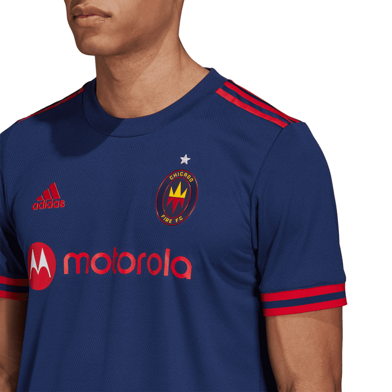 """Chicago Fire FC unveil """"Lakefront"""" 2021 primary and secondary jerseys - https://league-mp7static.mlsdigital.net/images/chi3.png"""