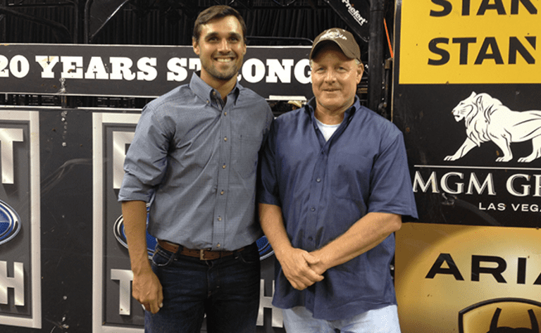 Chris Wondolowski's father shares his story of life with the MLS goal king - https://league-mp7static.mlsdigital.net/images/Wondo_bullriding.png