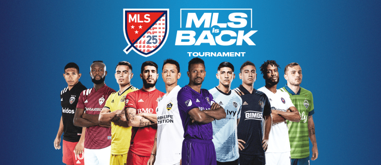 MLS is Back Tournament - team previews - primary image
