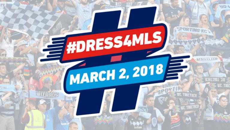2018 MLS Jerseys -
