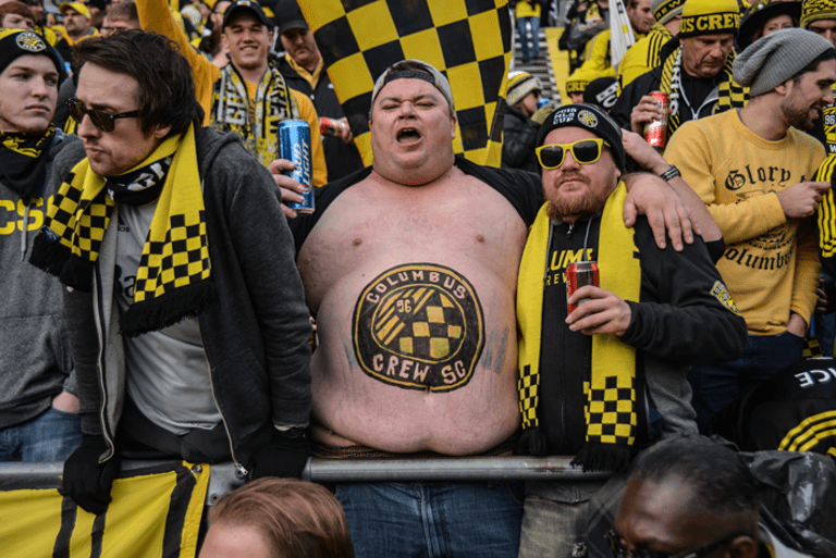 Beards, beer and the betrothed: 24 hours behind the scenes at MLS Cup | THE WORD - https://league-mp7static.mlsdigital.net/images/Crew-belly.png