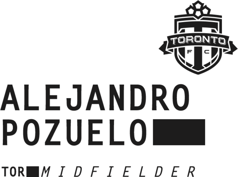 2020 MLS Best XI presented by The Home Depot - Alejandro Pozuelo, Midfielder, Toronto FC