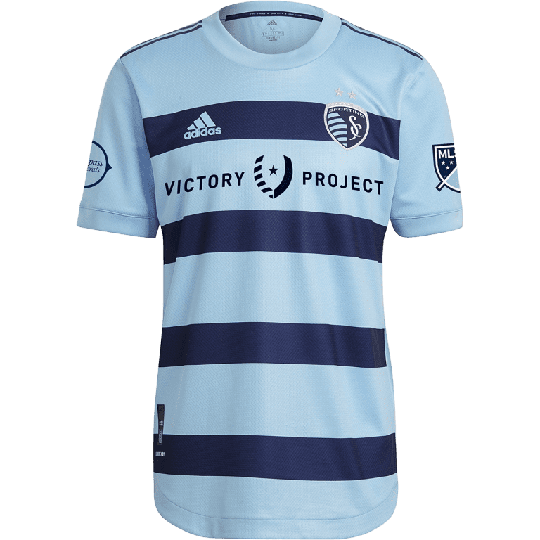 """Sporting Kansas City unveil 2021 primary kit, launch """"A Force for Good"""" community campaign - https://league-mp7static.mlsdigital.net/images/skc1.png"""