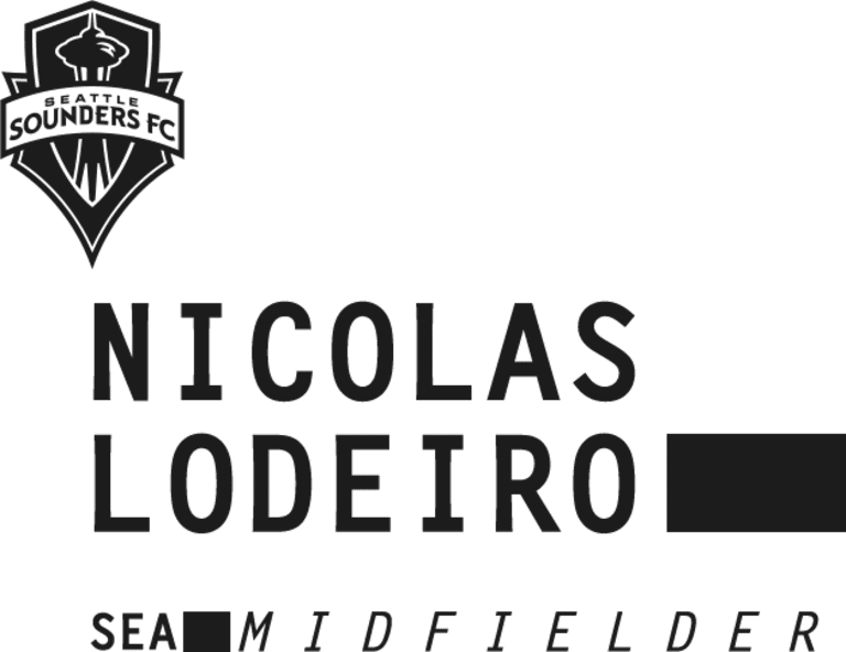 2020 MLS Best XI presented by The Home Depot - Nicolas Lodeiro, Midfielder, Seattle Sounders