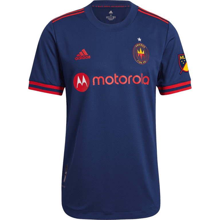 """Chicago Fire FC unveil """"Lakefront"""" 2021 primary and secondary jerseys - https://league-mp7static.mlsdigital.net/images/chi1.png"""