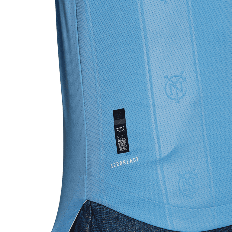 """NYCFC celebrate local heroes with new """"Bronx Blue"""" primary jersey - https://league-mp7static.mlsdigital.net/images/nyc4.png"""