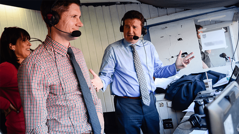 Legendary DC United announcer Dave Johnson determined his battle with MS will have a different ending than his mom's - https://league-mp7static.mlsdigital.net/images/dj.png?kR7WWCFdYKoHQFNE9ZpI3mawjb9vV1FD