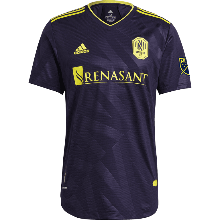 Nashville SC release 2021 secondary jersey Vibe II to connect with Tennessee roots - https://league-mp7static.mlsdigital.net/images/nsh1.png