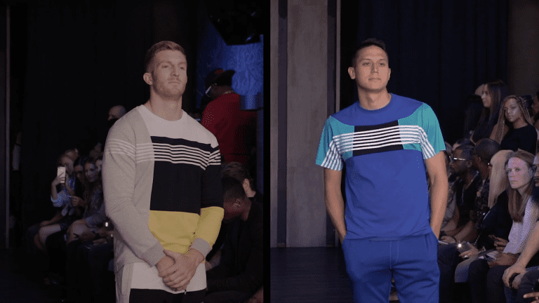 Fashion Week with Red Bulls, NYCFC stars | By The Way pres. by Heineken - https://league-mp7static.mlsdigital.net/images/parker-davis-btw.png
