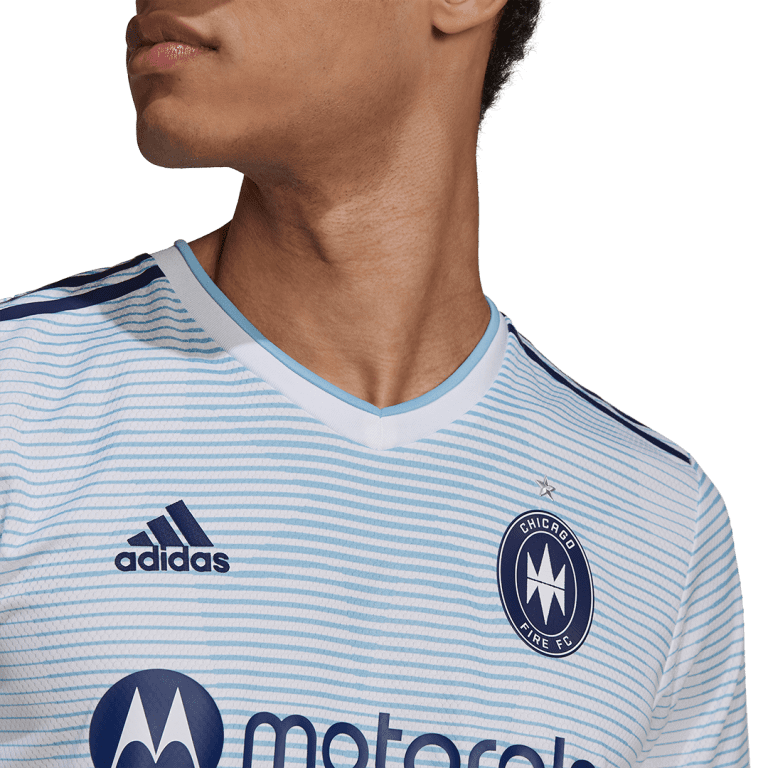 """Chicago Fire FC unveil """"Lakefront"""" 2021 primary and secondary jerseys - https://league-mp7static.mlsdigital.net/images/chi3s.png"""