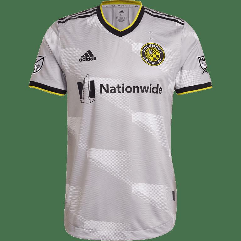"Columbus Crew SC launch ""Inaugural Stadium Kit,"" inspired by New Crew Stadium - https://league-mp7static.mlsdigital.net/images/clb1.png"