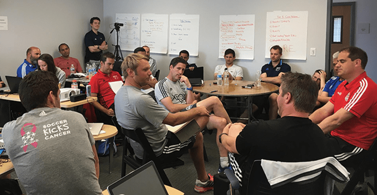 How a French coaching course is changing the face of MLS academies - //league-mp7static.mlsdigital.net/images/ECFL_Class1b.png