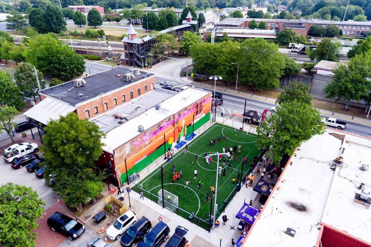 East Point Station Soccer